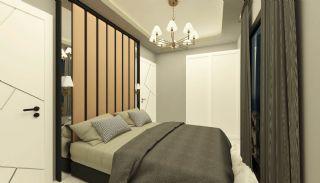 Первоклассные Апартаменты в Элитном Комплексе в Алании, Фотографии комнат-6