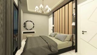 Первоклассные Апартаменты в Элитном Комплексе в Алании, Фотографии комнат-7