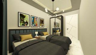 Lägenheter av hög kvalitet i ett lyxigt komplex i Alanya, Interiör bilder-9