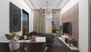 Apartments of Luxury Project Near the Sea in Alanya Avsallar, Interior Photos-1