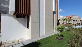 فلل شبه منفصلة بتصميم عصري في أنطاليا كونيالتي, تصاوير الانشاء-11