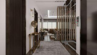 فلل شبه منفصلة بتصميم عصري في أنطاليا كونيالتي, تصاوير المبنى من الداخل-21