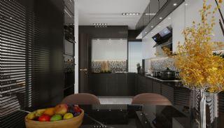 فلل شبه منفصلة بتصميم عصري في أنطاليا كونيالتي, تصاوير المبنى من الداخل-5