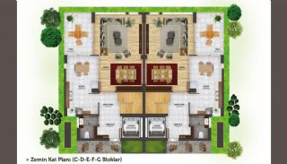 فلل شبه منفصلة بتصميم عصري في أنطاليا كونيالتي, مخططات العقار-6