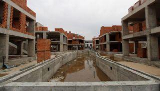 Antalya Konyaaltı'nda Lüks Site İçinde Ferah Villalar, İnşaat Fotoğrafları-1