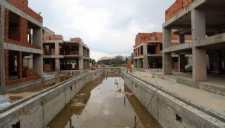 Antalya Konyaaltı'nda Lüks Site İçinde Ferah Villalar, İnşaat Fotoğrafları-2