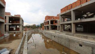 Antalya Konyaaltı'nda Lüks Site İçinde Ferah Villalar, İnşaat Fotoğrafları-3