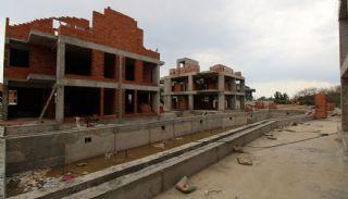 Antalya Konyaaltı'nda Lüks Site İçinde Ferah Villalar, İnşaat Fotoğrafları-5