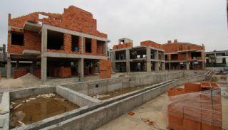Antalya Konyaaltı'nda Lüks Site İçinde Ferah Villalar, İnşaat Fotoğrafları-6