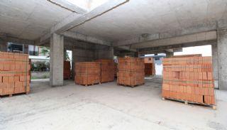 Antalya Konyaaltı'nda Lüks Site İçinde Ferah Villalar, İnşaat Fotoğrafları-8