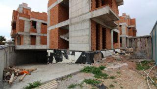 Antalya Konyaaltı'nda Lüks Site İçinde Ferah Villalar, İnşaat Fotoğrafları-9