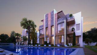 Antalya Villen im luxuriösen Komplex Nähe des Strandes, Antalya / Konyaalti - video