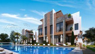 Antalya Villen im luxuriösen Komplex Nähe des Strandes, Antalya / Konyaalti