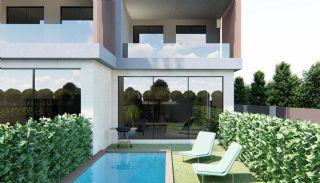Nouvelles Villas Mitoyennes Avec Piscine Privée à Antalya, Antalya / Konyaalti - video