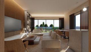 Nouvelles Villas Mitoyennes Avec Piscine Privée à Antalya, Photo Interieur-1