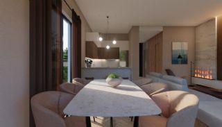 Nouvelles Villas Mitoyennes Avec Piscine Privée à Antalya, Photo Interieur-4