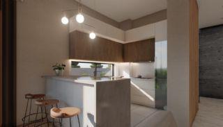 Nouvelles Villas Mitoyennes Avec Piscine Privée à Antalya, Photo Interieur-5