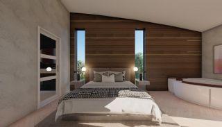 Nouvelles Villas Mitoyennes Avec Piscine Privée à Antalya, Photo Interieur-7