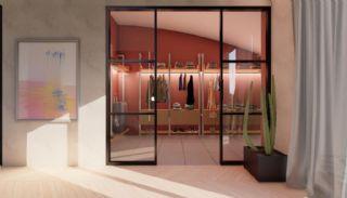 Nouvelles Villas Mitoyennes Avec Piscine Privée à Antalya, Photo Interieur-9
