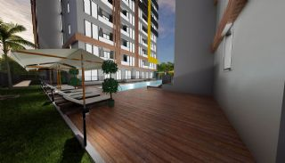 Antalya Appartementen met dakterras, dichtbij de luchthaven, Antalya / Aksu - video