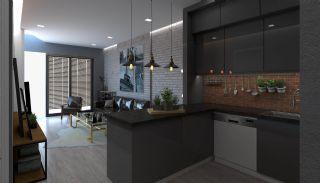 Appartements à Antalya Avec Salon au Toit Près de l'Aéroport, Photo Interieur-10