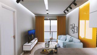 Appartements à Antalya Avec Salon au Toit Près de l'Aéroport, Photo Interieur-12