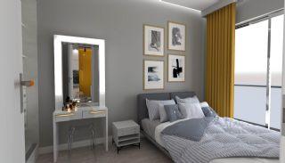 Appartements à Antalya Avec Salon au Toit Près de l'Aéroport, Photo Interieur-13