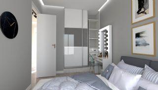 Appartements à Antalya Avec Salon au Toit Près de l'Aéroport, Photo Interieur-14