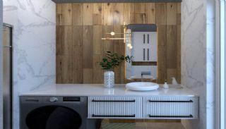 Appartements à Antalya Avec Salon au Toit Près de l'Aéroport, Photo Interieur-15