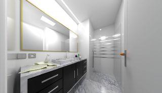 Appartements à Antalya Avec Salon au Toit Près de l'Aéroport, Photo Interieur-17