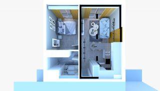 Appartements à Antalya Avec Salon au Toit Près de l'Aéroport, Photo Interieur-19