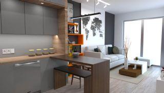 Appartements à Antalya Avec Salon au Toit Près de l'Aéroport, Photo Interieur-3