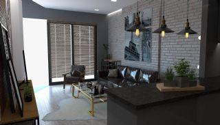 Appartements à Antalya Avec Salon au Toit Près de l'Aéroport, Photo Interieur-5