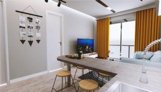 Appartements à Antalya Avec Salon au Toit Près de l'Aéroport, Photo Interieur-6
