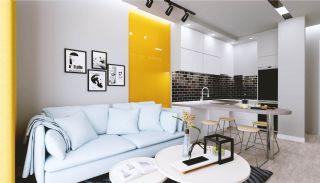 Appartements à Antalya Avec Salon au Toit Près de l'Aéroport, Photo Interieur-7