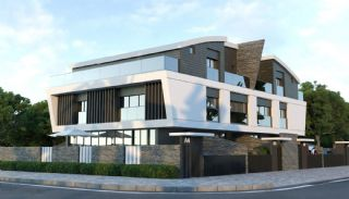 Modern gestaltete Doppelhaushälften in Antalya Kundu, Antalya / Kundu