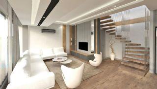 Modern gestaltete Doppelhaushälften in Antalya Kundu, Foto's Innenbereich-1