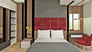 Modern gestaltete Doppelhaushälften in Antalya Kundu, Foto's Innenbereich-10
