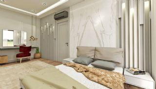 Modern gestaltete Doppelhaushälften in Antalya Kundu, Foto's Innenbereich-11