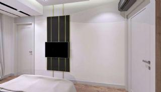 Modern gestaltete Doppelhaushälften in Antalya Kundu, Foto's Innenbereich-14