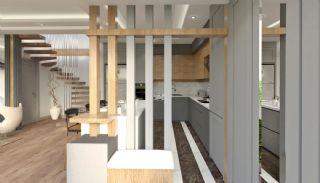 Modern gestaltete Doppelhaushälften in Antalya Kundu, Foto's Innenbereich-15