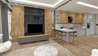 Modern gestaltete Doppelhaushälften in Antalya Kundu, Foto's Innenbereich-2
