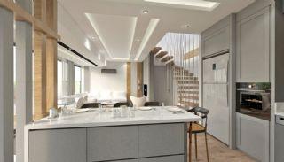 Modern gestaltete Doppelhaushälften in Antalya Kundu, Foto's Innenbereich-6