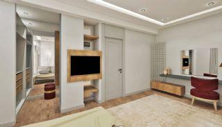 Modern gestaltete Doppelhaushälften in Antalya Kundu, Foto's Innenbereich-8