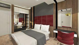 Modern gestaltete Doppelhaushälften in Antalya Kundu, Foto's Innenbereich-9