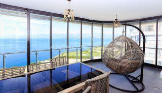 شقة مطلة على البحر في أنطاليا لارا في موقع مركزي, انطاليا / لارا
