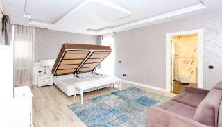 شقة مطلة على البحر في أنطاليا لارا في موقع مركزي, تصاوير المبنى من الداخل-5