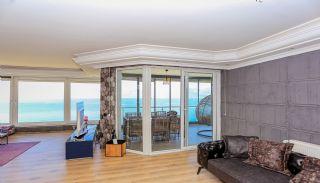شقة مطلة على البحر في أنطاليا لارا في موقع مركزي, تصاوير المبنى من الداخل-9