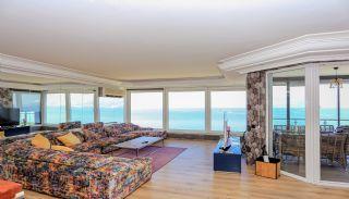 شقة مطلة على البحر في أنطاليا لارا في موقع مركزي, تصاوير المبنى من الداخل-10