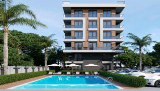 Gut gelegene Wohnungen in der Nähe des Meeres in Konyaaltı, Antalya / Konyaalti - video